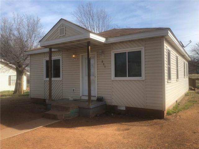 211 S 5th Street, Verden, OK 73092 (MLS #853858) :: KING Real Estate Group