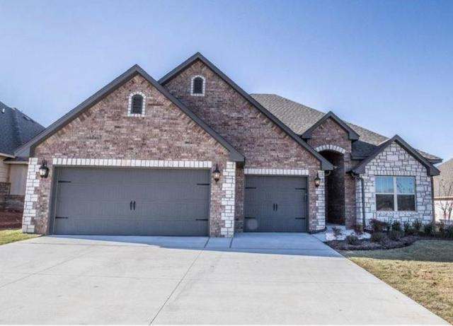 5009 Crater Lake Drive, Edmond, OK 73025 (MLS #853868) :: KING Real Estate Group