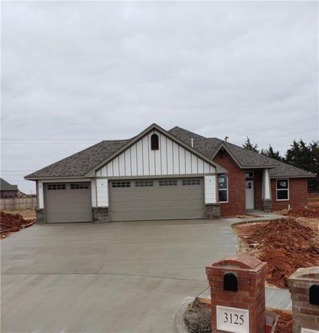 3125 Stone Creek Drive, Norman, OK 73071 (MLS #853875) :: KING Real Estate Group