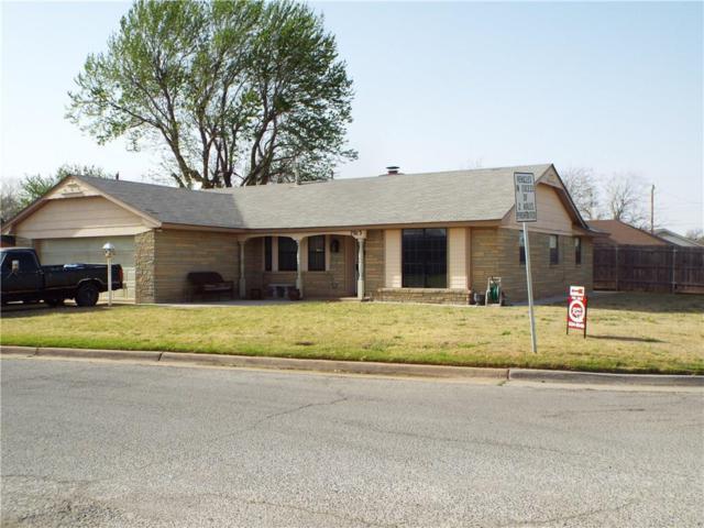 7013 S Villa, Oklahoma City, OK 73159 (MLS #853895) :: KING Real Estate Group