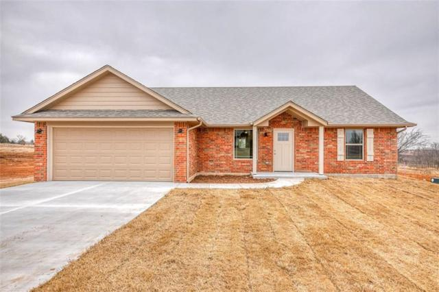 2307 County Road 1329, Blanchard, OK 73010 (MLS #853897) :: KING Real Estate Group