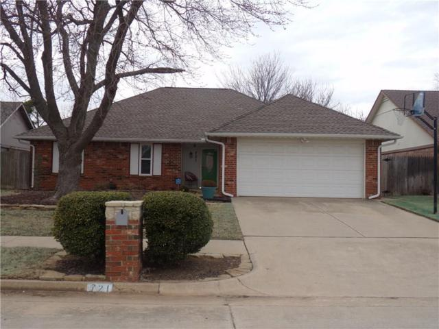 721 Waterview Road, Oklahoma City, OK 73170 (MLS #853899) :: KING Real Estate Group