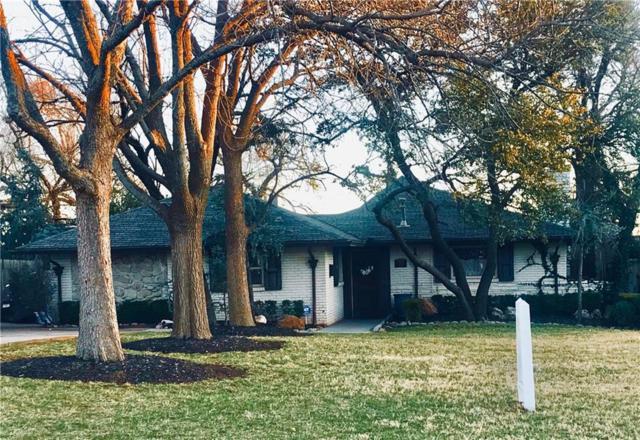 1100 Bedford Drive, Nichols Hills, OK 73116 (MLS #853929) :: Homestead & Co