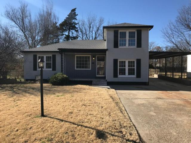 1913 Hampton Drive, Del City, OK 73115 (MLS #853931) :: KING Real Estate Group