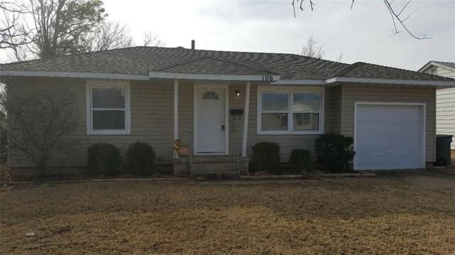 106 E 12th Street, Edmond, OK 73034 (MLS #853936) :: KING Real Estate Group