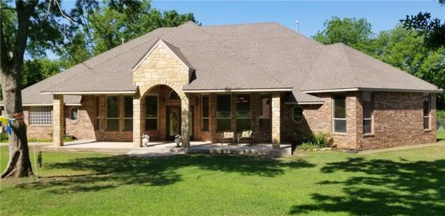 1401 Timber Ridge, Choctaw, OK 73020 (MLS #853944) :: Homestead & Co