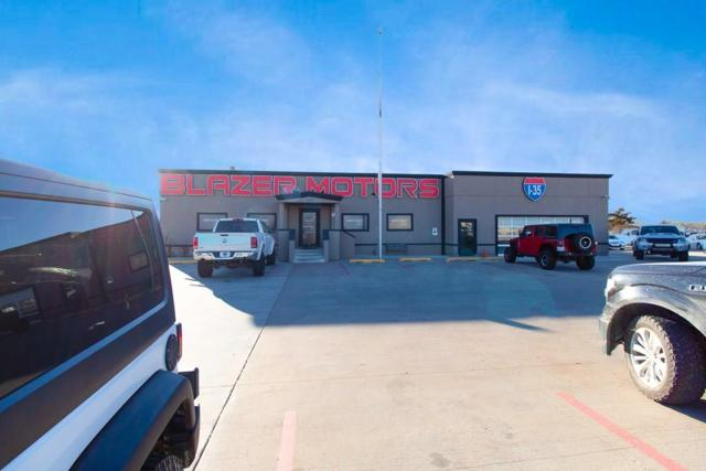 9229 S I 35 Service Road, Moore, OK 73160 (MLS #854007) :: KING Real Estate Group
