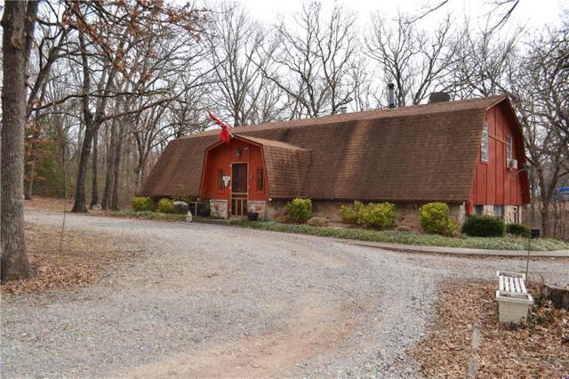 17110 Kings Road, Shawnee, OK 74801 (MLS #854011) :: Homestead & Co