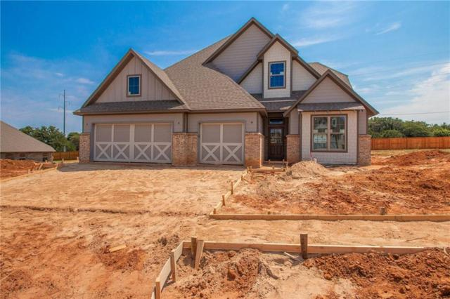8216 Dax Drive, Edmond, OK 73034 (MLS #854044) :: Homestead & Co