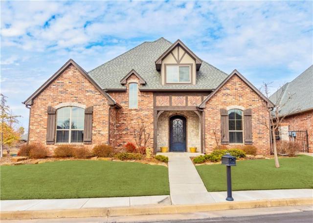 3500 Old Georgetowne Rd, Edmond, OK 73013 (MLS #854077) :: Homestead & Co