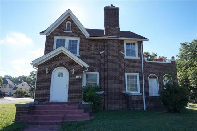 1829 N Broadway Street, Shawnee, OK 74804 (MLS #854085) :: KING Real Estate Group
