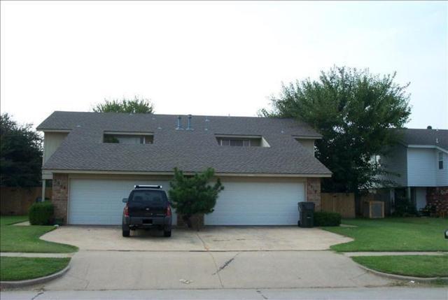 3808 Quail Circle #3810, Norman, OK 73072 (MLS #854102) :: Homestead & Co