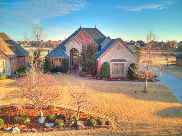 3424 NW 172nd Terrace, Edmond, OK 73012 (MLS #854108) :: Homestead & Co