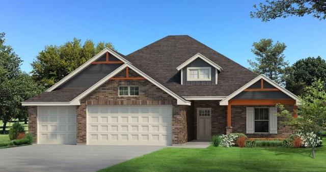 1025 NE 34th Terrace, Moore, OK 73160 (MLS #854123) :: Homestead & Co