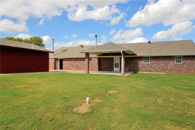 2028 NE 96th Street, Oklahoma City, OK 73131 (MLS #854174) :: Homestead & Co