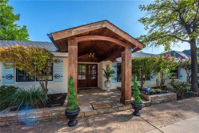 1604 Drakestone Avenue, Nichols Hills, OK 73120 (MLS #854179) :: Homestead & Co