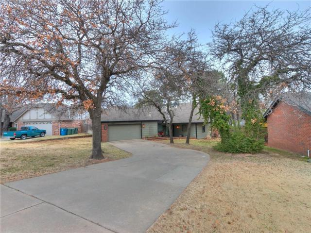 3605 Katherine Court, Edmond, OK 73013 (MLS #854184) :: Homestead & Co