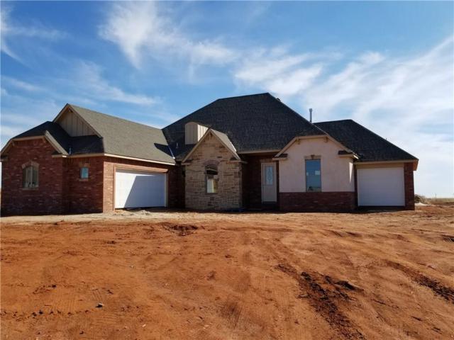 2269 Barrington Place Drive, Blanchard, OK 73010 (MLS #854230) :: KING Real Estate Group