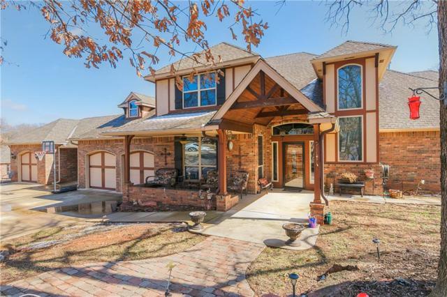 14750 Fontella Lane, Edmond, OK 73034 (MLS #854235) :: Homestead & Co