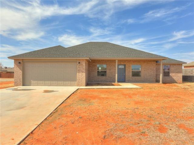 503 Willow, Elk City, OK 73644 (MLS #854262) :: KING Real Estate Group