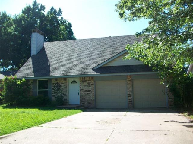 733 Red Oak Terrace, Edmond, OK 73003 (MLS #854296) :: Homestead & Co