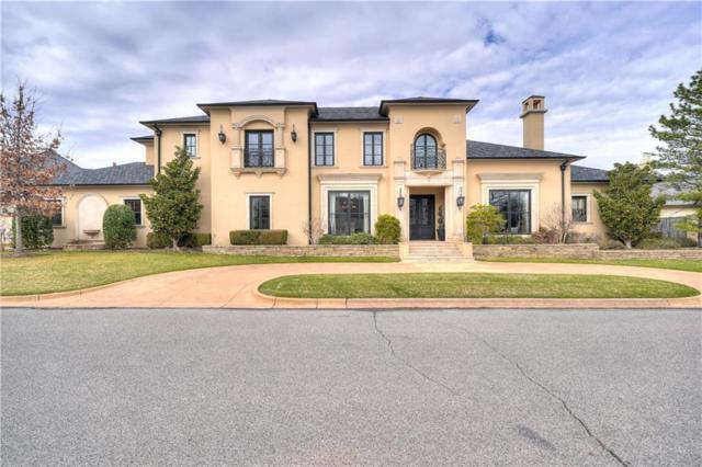 5701 Mistletoe Court, Oklahoma City, OK 73142 (MLS #854366) :: Homestead & Co