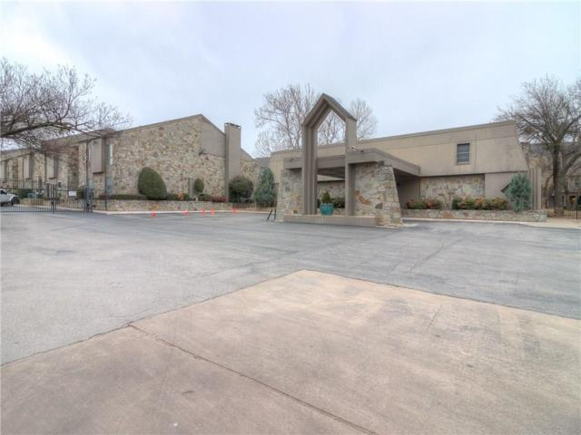6000 N Pennsylvania Avenue #102, Oklahoma City, OK 73112 (MLS #854372) :: Erhardt Group at Keller Williams Mulinix OKC