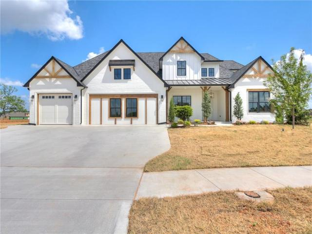 504 Legacy Drive, Norman, OK 73069 (MLS #854385) :: Homestead & Co
