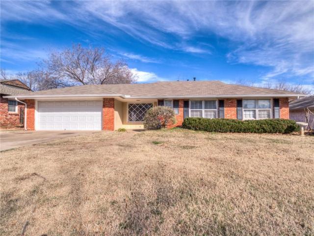 3221 NW 62nd Street, Oklahoma City, OK 73112 (MLS #854461) :: Homestead & Co