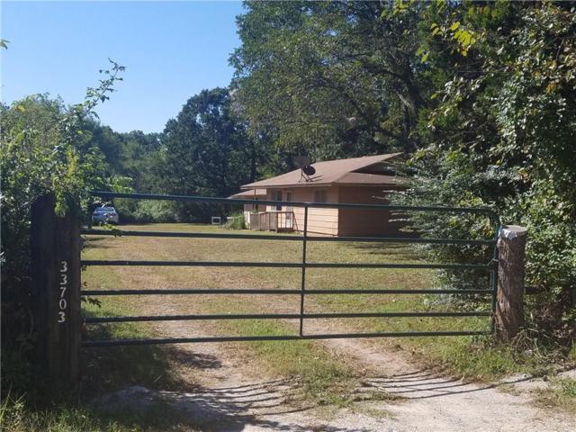 33703 E 1070 Road, McLoud, OK 74851 (MLS #854480) :: KING Real Estate Group