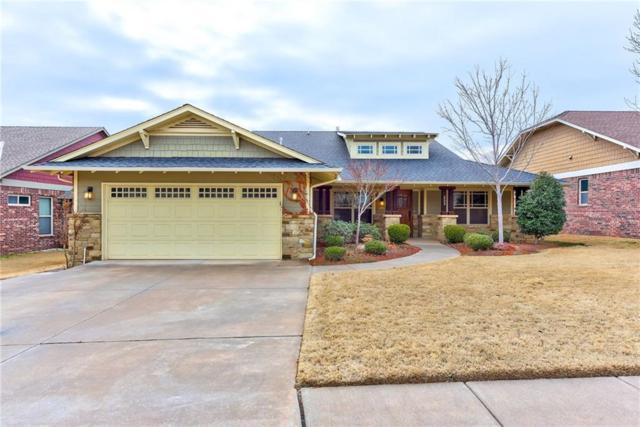 233 Nature Lane, Edmond, OK 73034 (MLS #854547) :: Homestead & Co