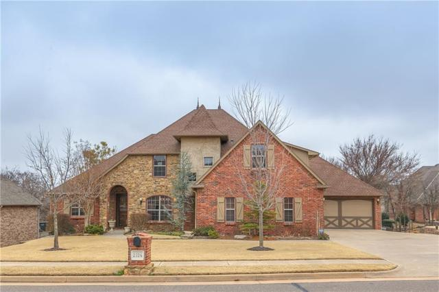 2724 Balmoral Drive, Edmond, OK 73034 (MLS #854568) :: Homestead & Co