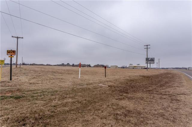 0 E Holstrom Road, Weatherford, OK 73096 (MLS #854653) :: Homestead & Co