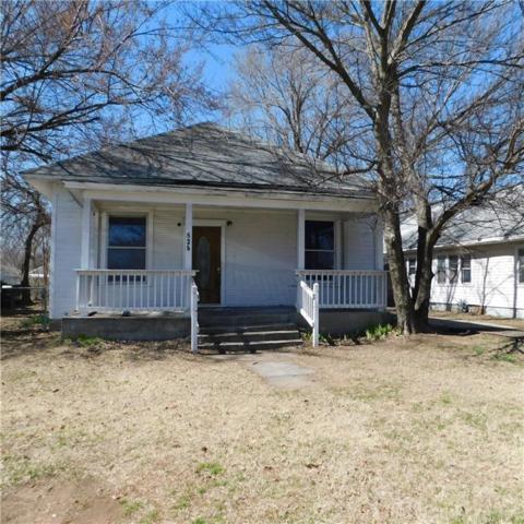 536 N Pottenger Avenue, Shawnee, OK 74801 (MLS #854670) :: Homestead & Co