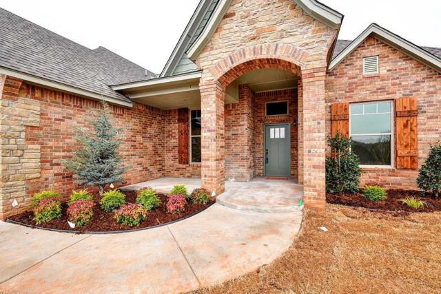 2501 Rumble Lane, Edmond, OK 73034 (MLS #854684) :: Erhardt Group at Keller Williams Mulinix OKC