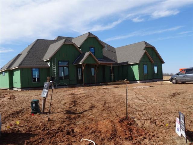 14201 Grae Ridge Road, Oklahoma City, OK 73078 (MLS #854739) :: Erhardt Group at Keller Williams Mulinix OKC