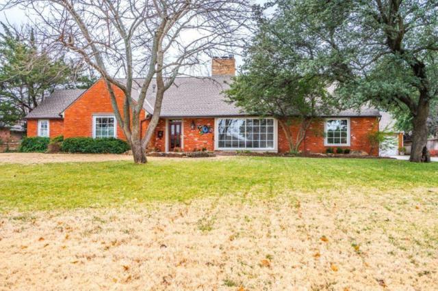 1706 Dorchester Place, Nichols Hills, OK 73120 (MLS #854744) :: Homestead & Co