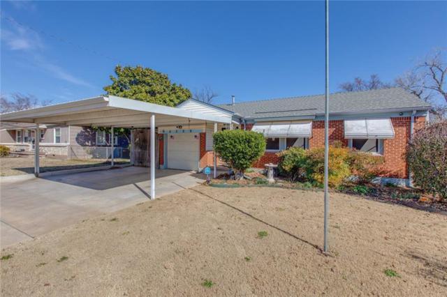 2308 Trosper Place, Del City, OK 73115 (MLS #854773) :: Homestead & Co
