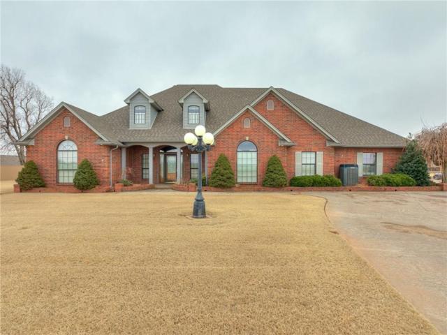 529 W Oklahoma Street, Hinton, OK 73047 (MLS #854807) :: Homestead & Co