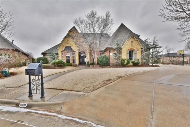6600 Oak View Road, Edmond, OK 73025 (MLS #854830) :: Homestead & Co