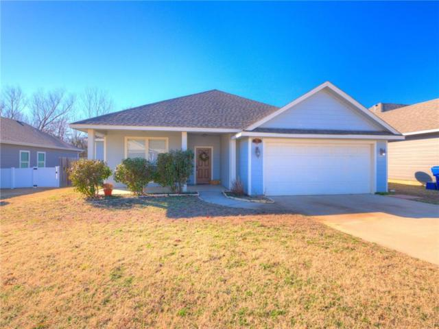 1131 Emily Lane, Ada, OK 74820 (MLS #854901) :: Homestead & Co