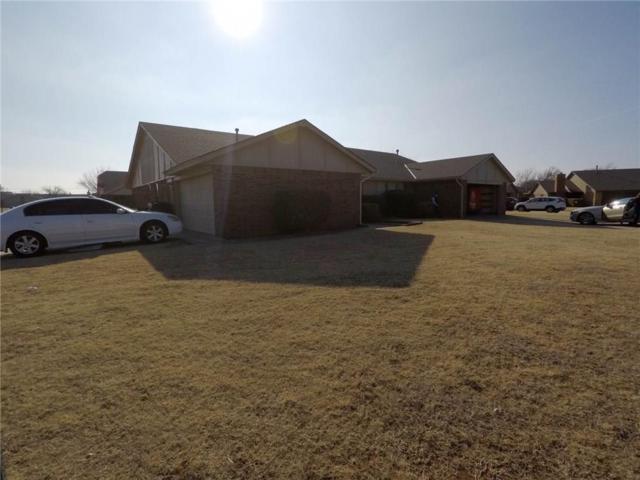 7110 NW 117th Terrace, Oklahoma City, OK 73162 (MLS #854905) :: Homestead & Co