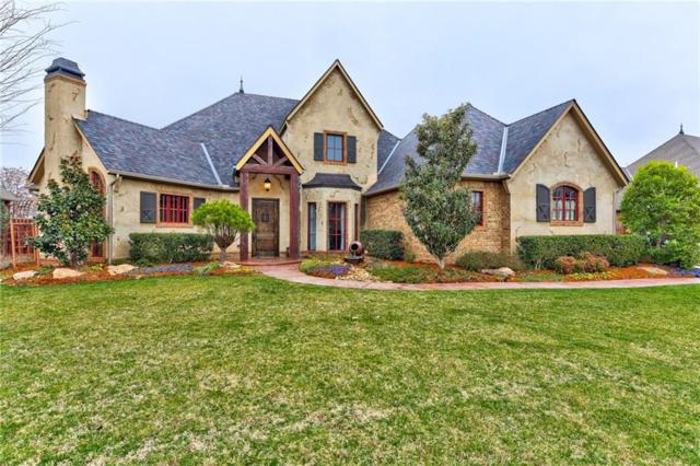 3000 Balmoral Drive, Edmond, OK 73034 (MLS #854910) :: Homestead & Co
