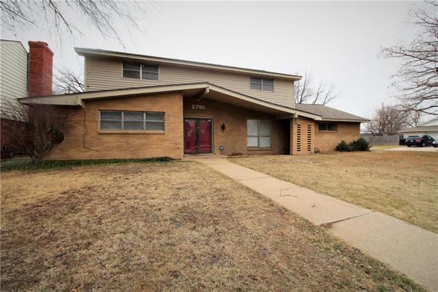 2701 NW 111 Street, Oklahoma City, OK 73120 (MLS #854964) :: KING Real Estate Group