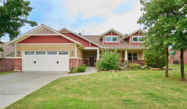 401 Falling Sky Drive, Edmond, OK 73034 (MLS #854978) :: Homestead & Co