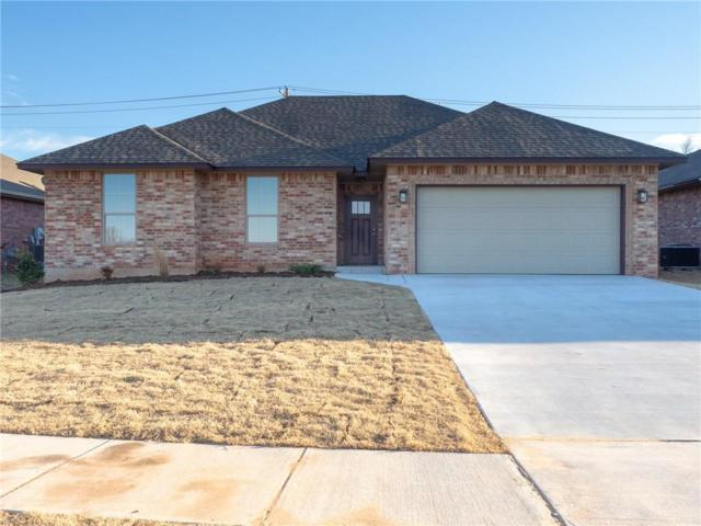 424 Charles Court, Yukon, OK 73099 (MLS #854988) :: Homestead & Co