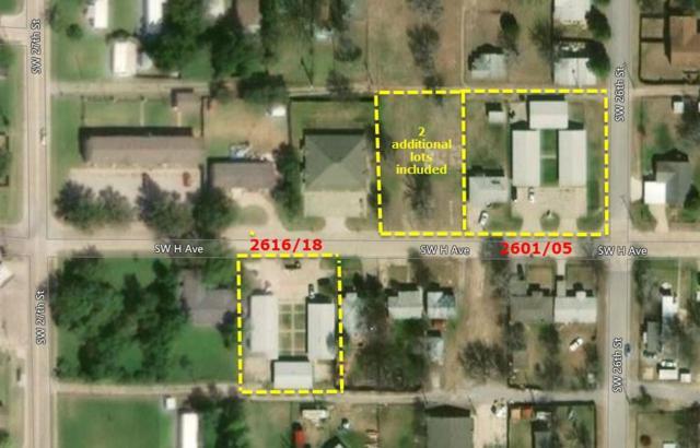 2601 SW H Avenue, Lawton, OK 73505 (MLS #855042) :: Homestead & Co