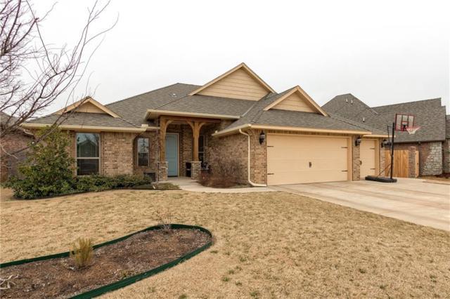 3901 Acoma Drive, Moore, OK 73160 (MLS #855072) :: KING Real Estate Group