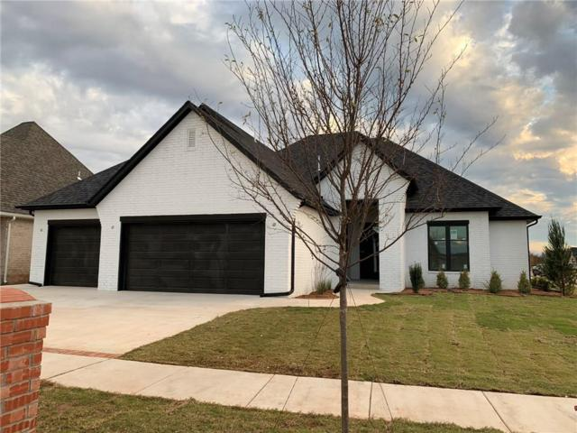 8428 NW 135th Terrace, Oklahoma City, OK 73142 (MLS #855096) :: Homestead & Co