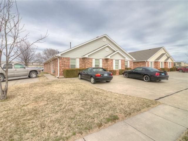 1317 Commerce Drive, Norman, OK 73071 (MLS #855129) :: Homestead & Co